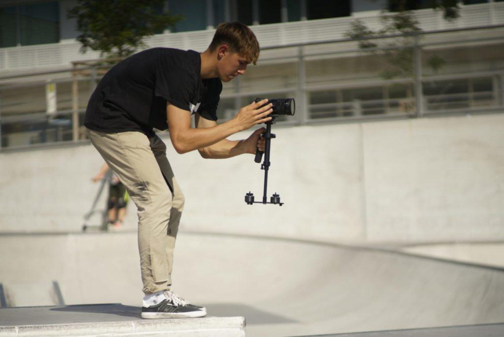 Filmmaker aus München ; Videocreator aus München